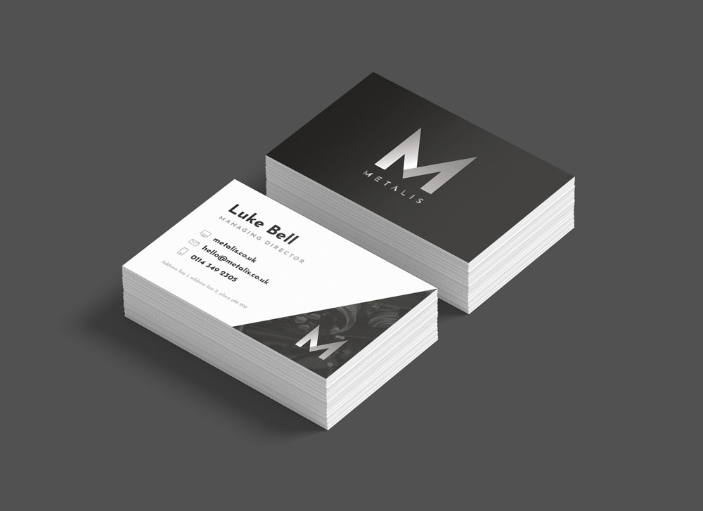 Metalis Branding