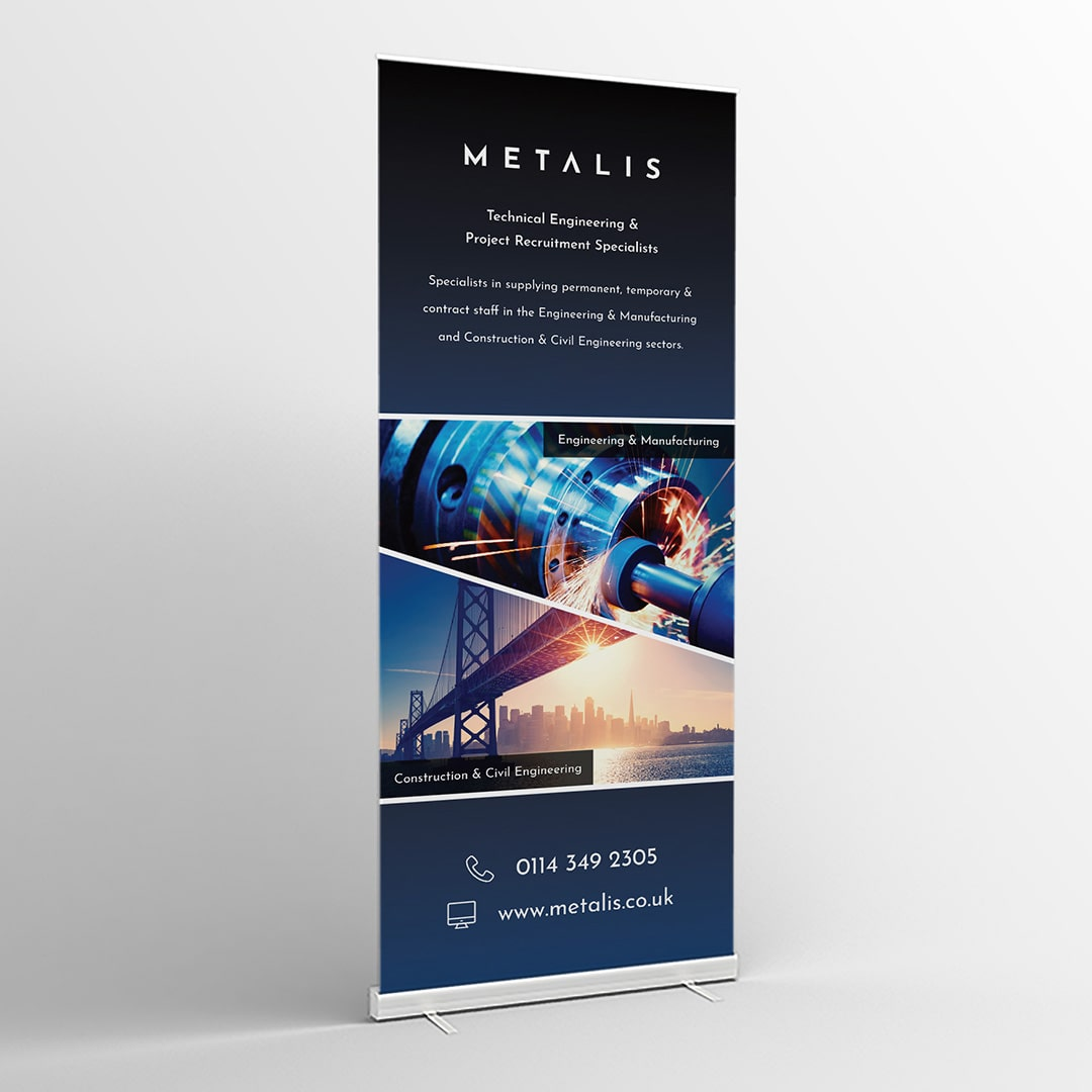 Roller Banner Design and Print