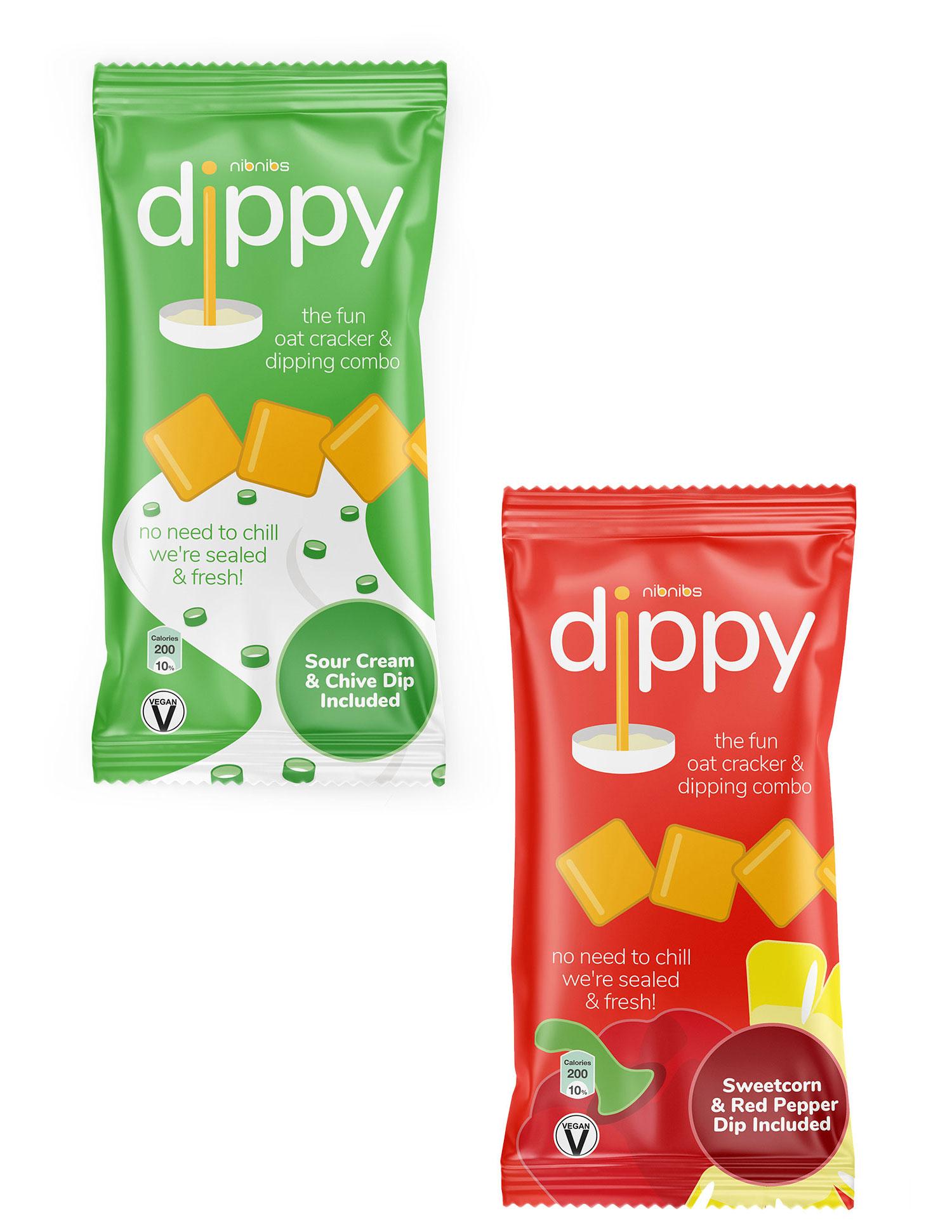 nibnibs Packaging Design
