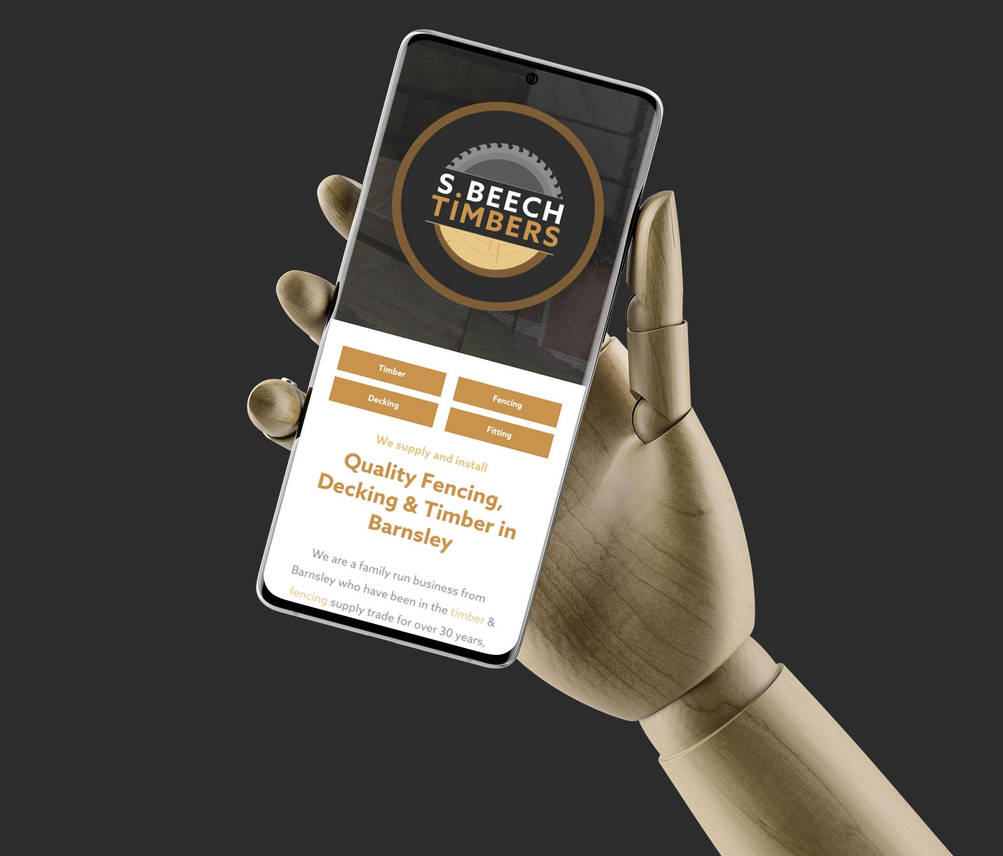 S Beech Timbers Website