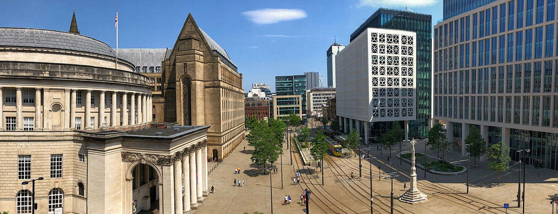 The Heald Partnership Manchester